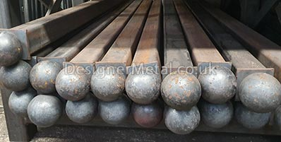 Gate Posts for metal gates (supply only) made to suit any gate
