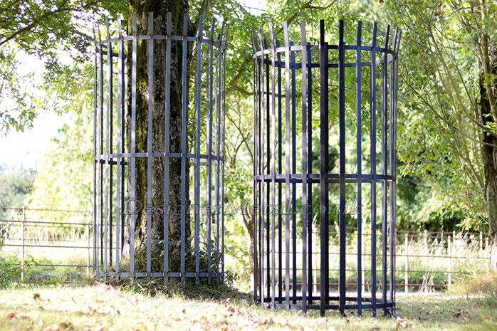 XL Metal Tree Guards