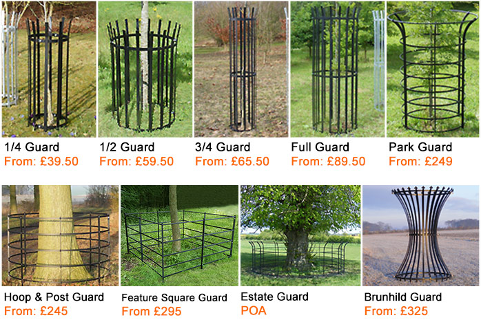metal tree guard prices