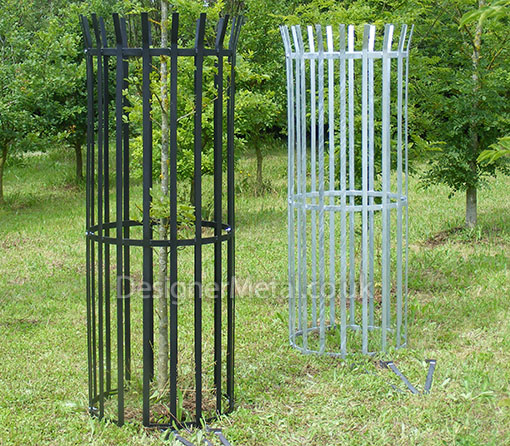 Full Tree Guard Height: 195cms Diameter: 63cms Weight: 50kgs
