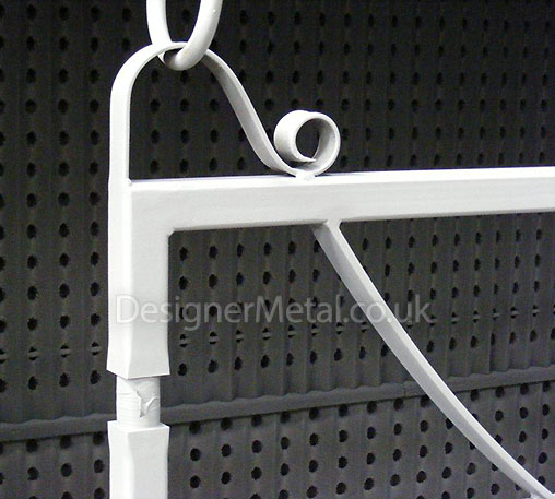 Metal gates made for automation