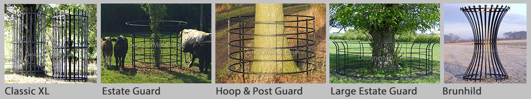 Large estate tree guard range